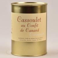 Cassoulet de canard confit - 1000g