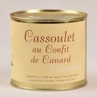 Cassoulet de canard confit - 600g