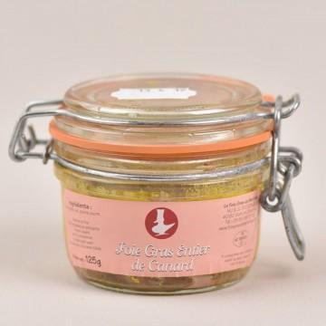 Foie gras de canard entier - 125g