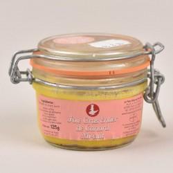Foie gras de canard entier mi-cuit - 125g