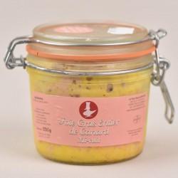 Foie gras de canard entier mi-cuit - 330g
