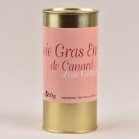 Foie gras de canard entier mi-cuit 580g