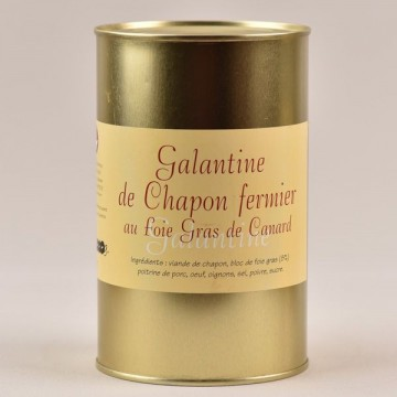 Galantine de Chapon - 1000g