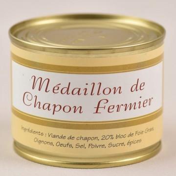 Médaillon de Chapon - 190g