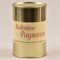 Ballottine Paysanne - 400g