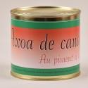 Axoa de canard au piment d'Espelette - 600g
